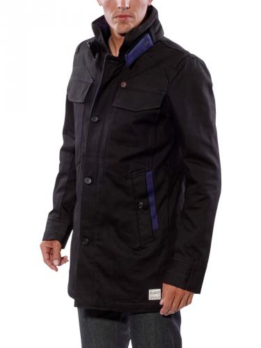 G-Star Fleet Garber Trench black