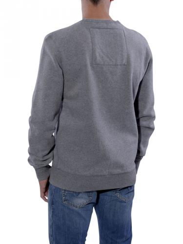Superdry Japan Athlethic Crew Neck dark marl