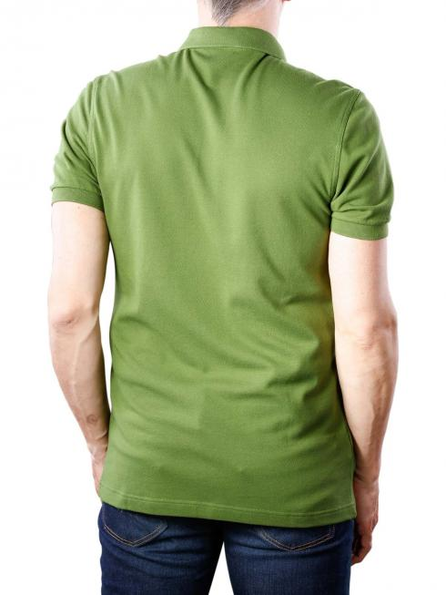 Fred Perry Plain Polo Shirt verde