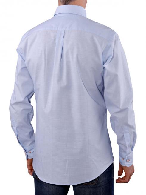 Fynch-Hatton Structures and Minimals Shirt blue