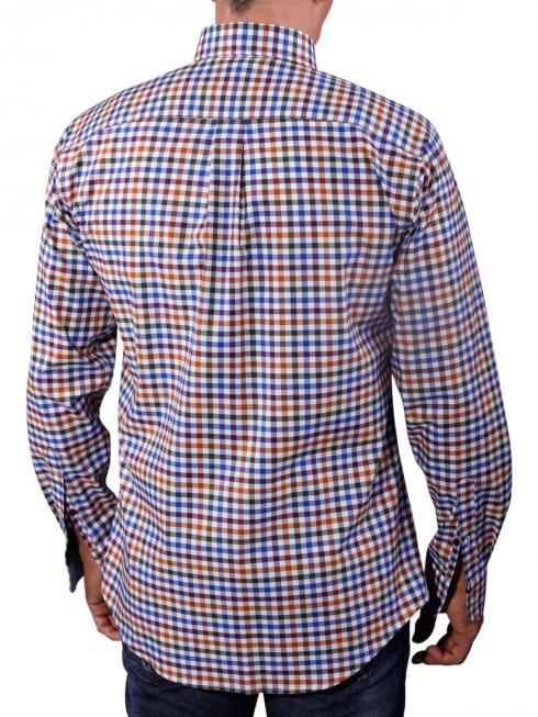 Fynch-Hatton Structured Multi Shirt safran