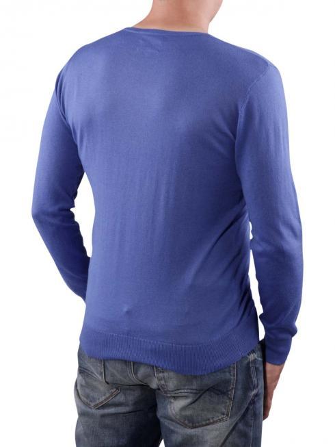 Gant R. The Crue Sweater azur blue