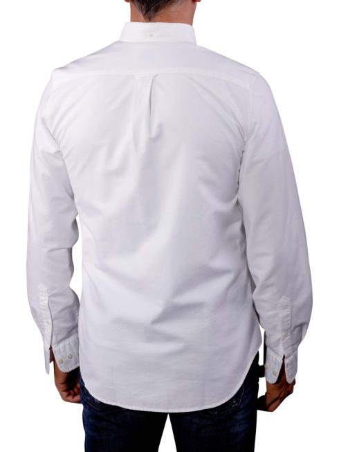 Gant The Perfect Oxford Shirt white