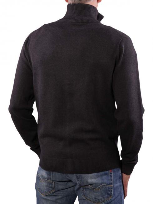 Gant Stretch Cotton Zipcardigan