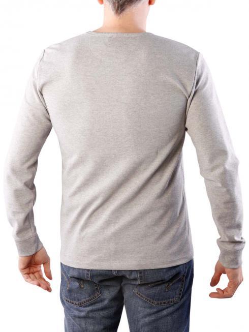 Lee Pique Shirt grey mele