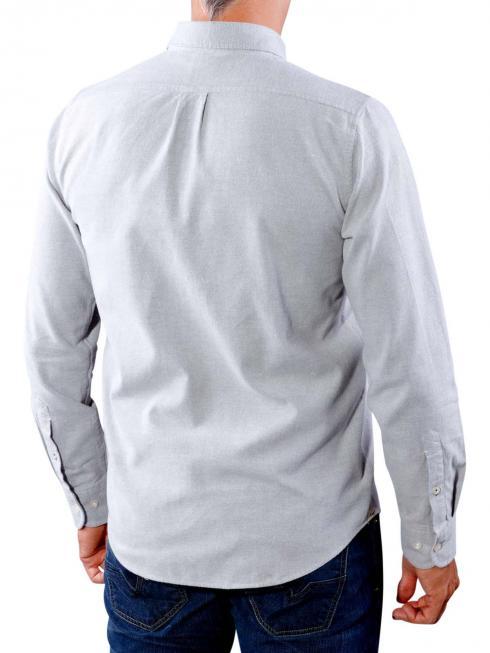 Lee Button Down Shirt ecru mele