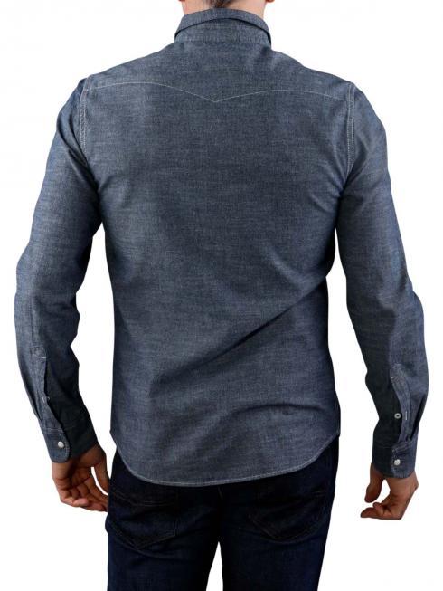Lee Western Shirt navy darkness