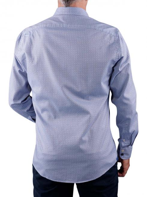 Olymp Casual Shirt blue/red karo