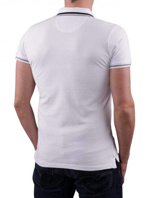 Pepe Jeans James Shoreditch Piqué white