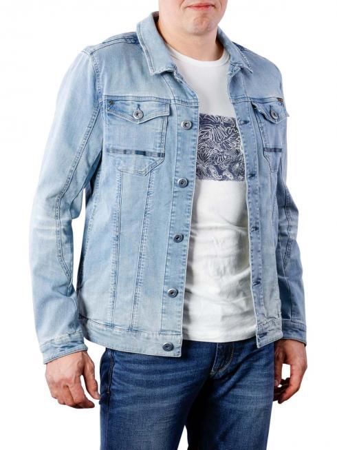 PME Legend Denim Jacket indigo sweat