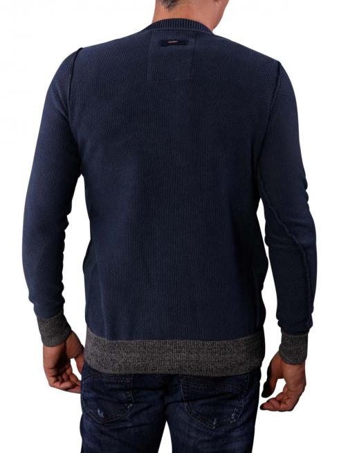 PME Legend Cotton Crewneck Pullover salute