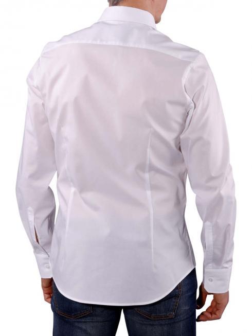 Seidensticker Hemd Shaped Fit Classic 98 bügelfrei white