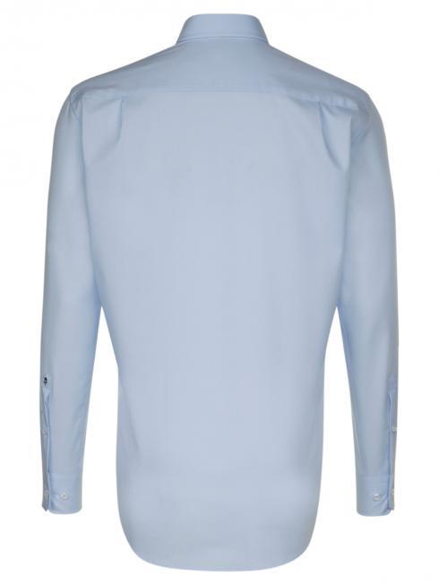 Seidensticker Hemd Modern Fit Kent bügelfrei light blue
