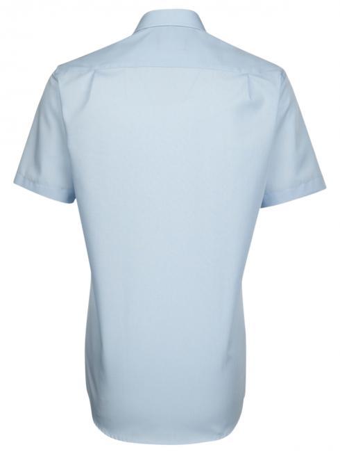Seidensticker Hemd Regular Fit Kent bügelfrei lt blue