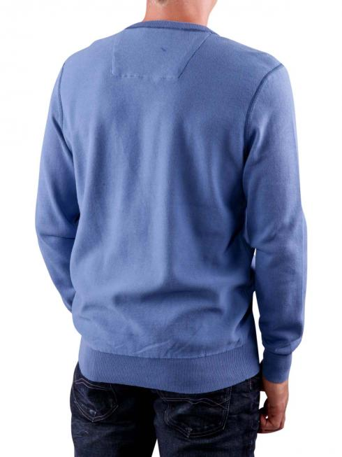 Timberland Williams River V Dutch Sweater blue