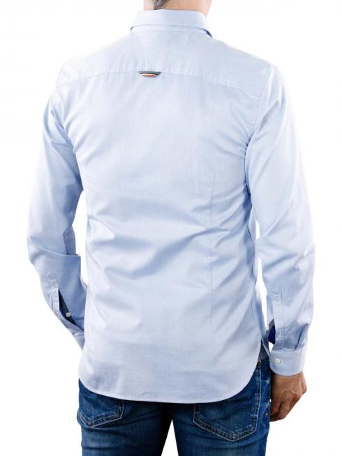 Tommy Jeans Thomas S2 Shirt celestial blue