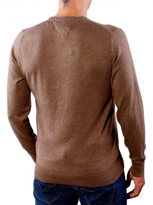 Tommy Hilfiger Plaited Cotton Silk walnut heather