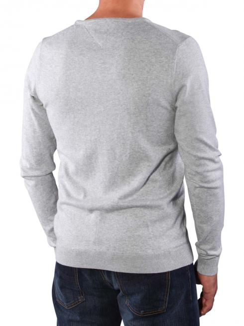 Tommy Jeans Tamber Sweater light grey heather