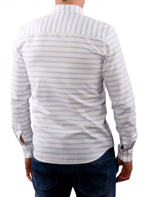 Wrangler 1Pkt Button Down Shirt mediterran blue