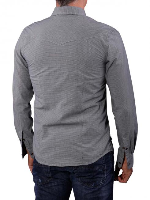 Wrangler Heriatage Western Shirt smoked pearl