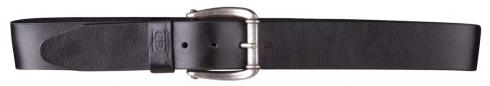 Marlon black 45mm by BASIC BELTS
