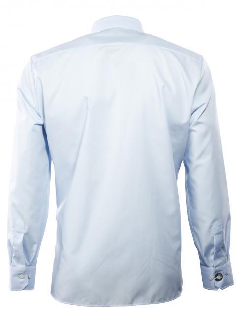 Einhorn Hemd Jamie Modern Fit Kent bügelfrei light blue