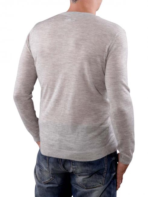 Gant R. The Luxemere Sweater light grey