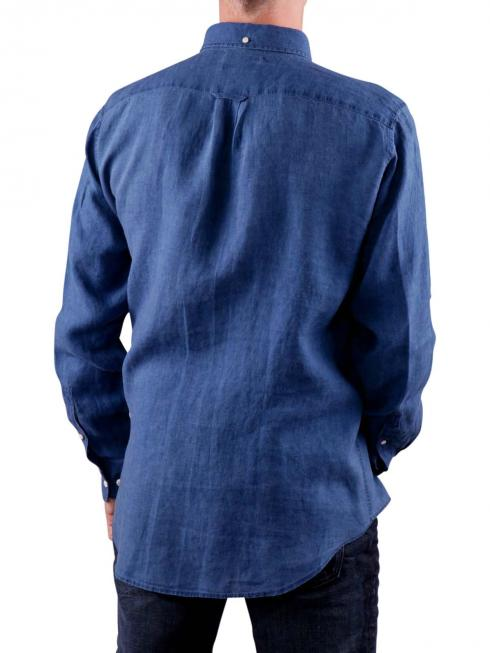 Gant The Indigo Linen Shirt indigo