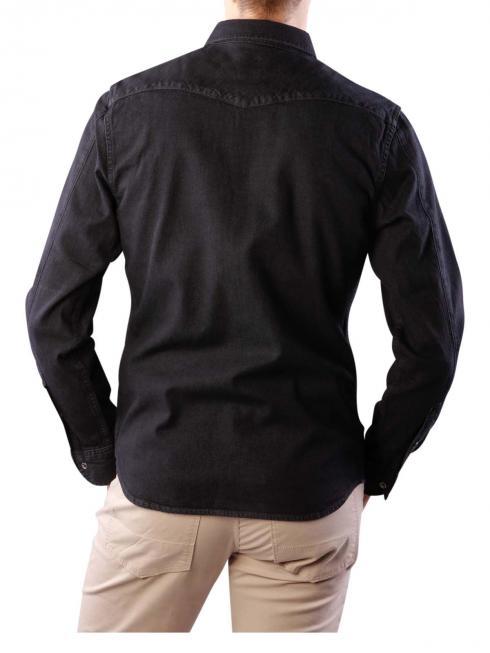 Lee Denim Shirt pitch black