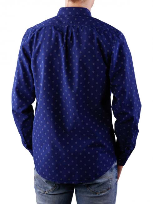 Lee Button Down Shirt deep indigo