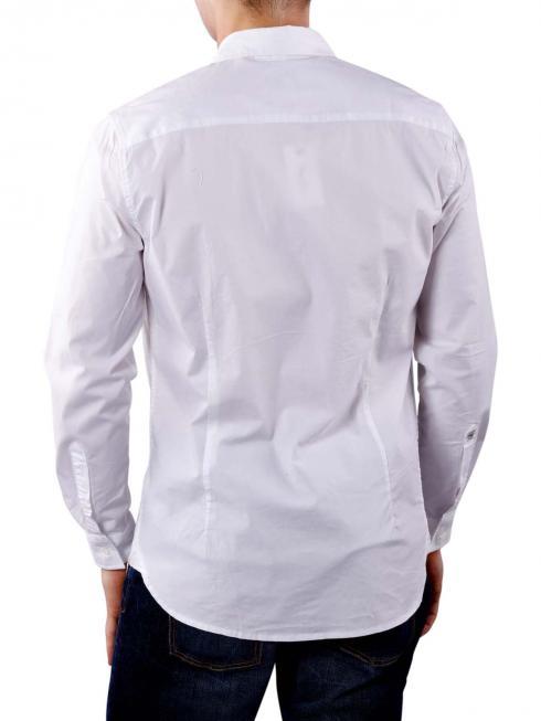 Pepe Jeans Ridleys New Stretch Poplin white
