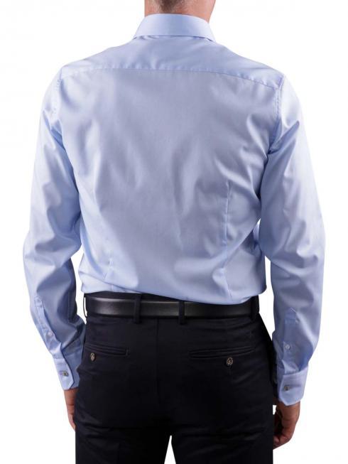 Seidensticker Hemd Shaped Fit Classic 98 bügelfrei blue