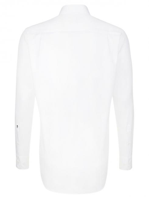 Seidensticker Shirt Regular Fit Hai non iron white