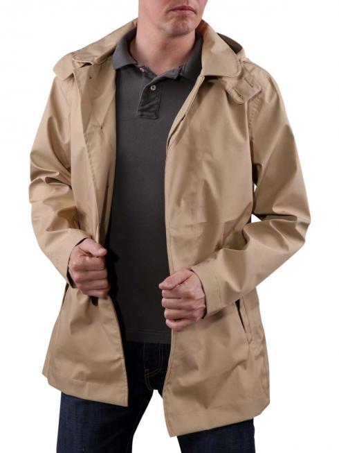 Timberland HV Mount Pierce Jacket mac travertine