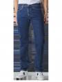 Levi's 505 Jeans Straight Fit dark stonewash 3-Pack - image 2