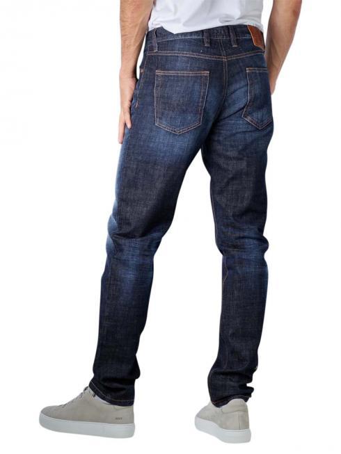 Alberto Pipe Jeans authentic denim
