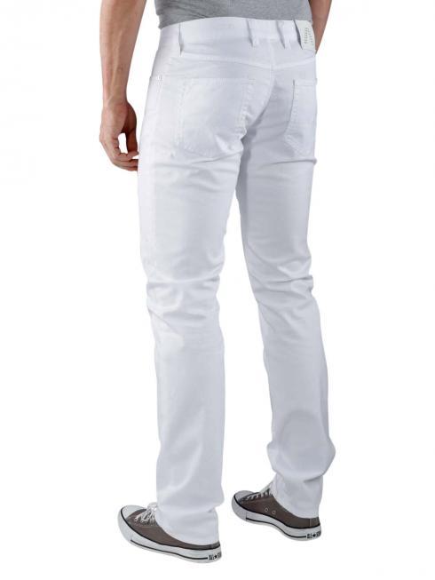 Alberto Pipe Pant T400 white