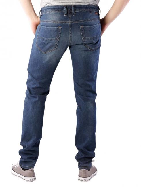 Diesel Thommer Jeans dark blue denim