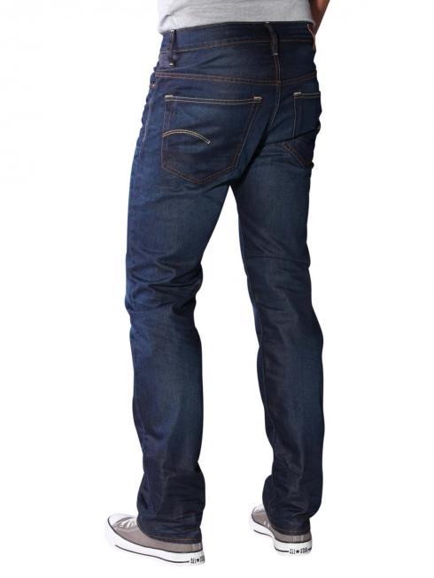 G-Star 3301 Straight Jeans hydrite denim dk aged