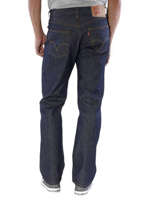 Levi's 501 Jeans Shrink-to-Fit indigo