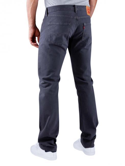 Levi's 501 Jeans dark charcoal garment dye
