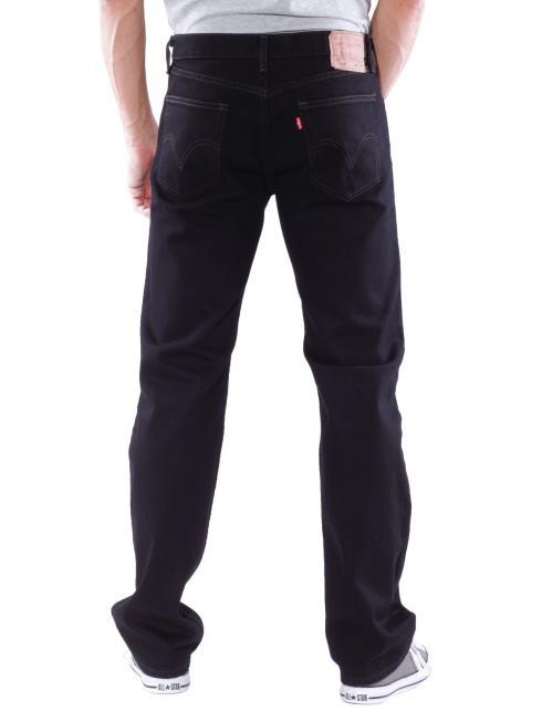 Levi's 505 Jeans black/black (zip)