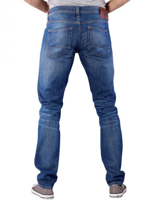 Mustang Oregon Tapered Jeans crinkle used rinse