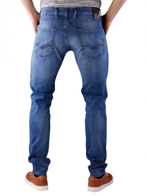 Replay Anbass Jeans Slim Hyperflex blue stretch