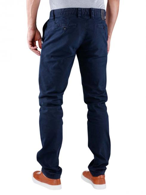 Alberto Lou Pants Superfit dark blue