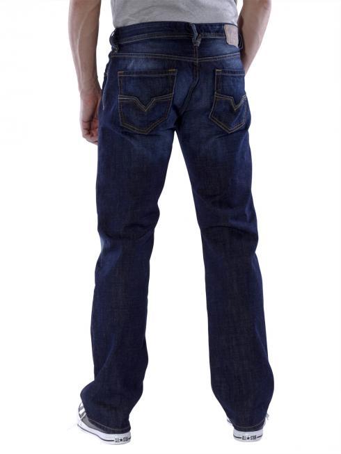 Diesel Larkee Jeans Straight dark blue