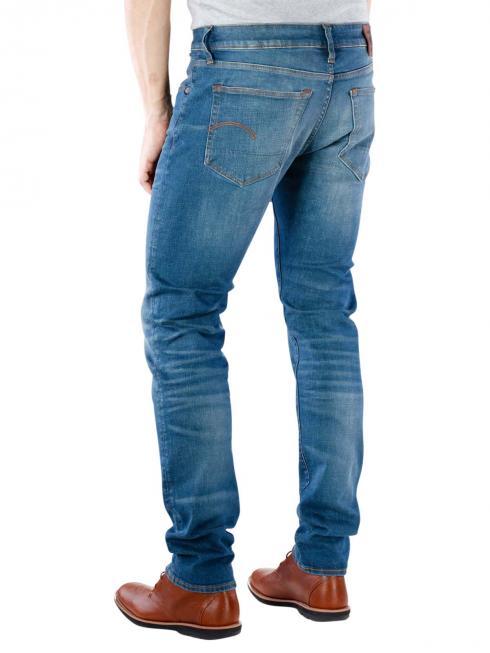 G-Star 3301 Slim Jeans medium aged