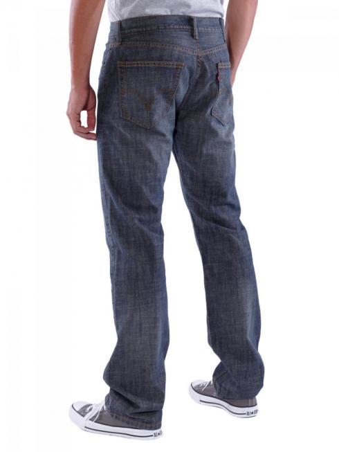 Levi's 505 Jeans static (zip)
