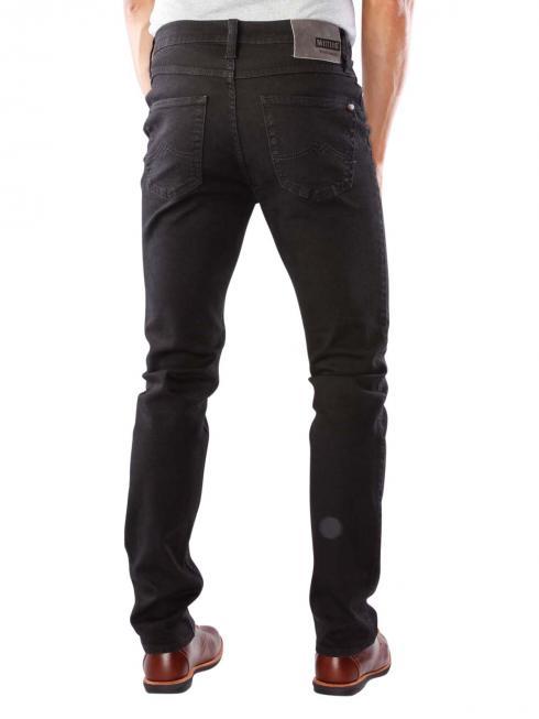 Mustang Tramper Tapered Jeans black black