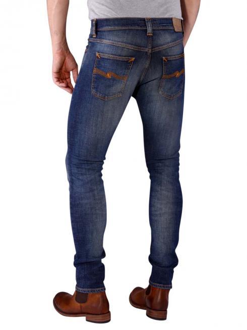 Nudie Jeans Brute Knut blue reed